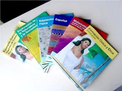 que los libros de texto de primaria para el ciclo escolar 2013-2014 ...