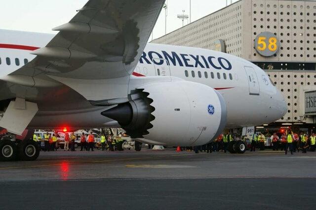 Preparado el aeropuerto de la ciudad de m xico para el for Puerta 6 aeropuerto ciudad mexico