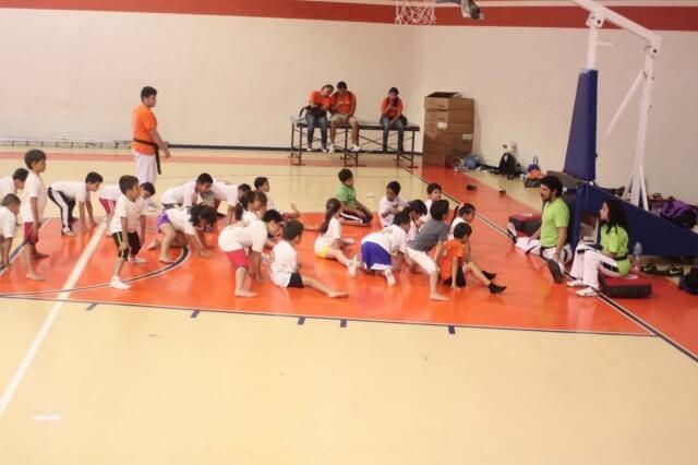 foto 2 campamento verano gimnasio uat