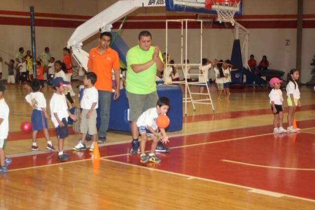 foto 3 campamento verano gimnasio uat