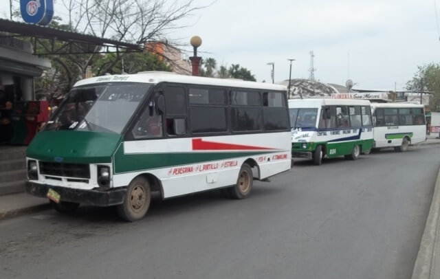 Hasta el momento no hay aumento autorizado, dice Subsecretaría del Transporte