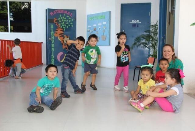 foto 3 taller circulo infantil