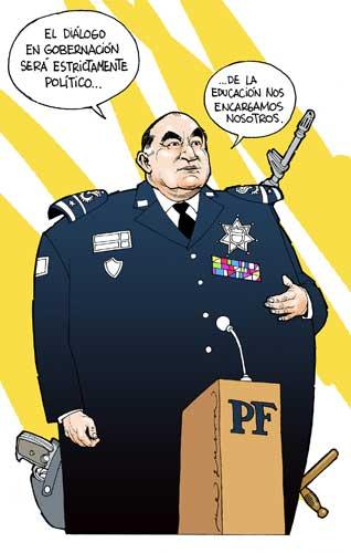 Régimen policiaco
