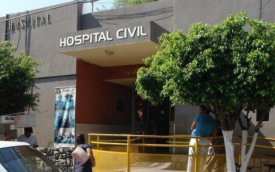 Hospital civil enfrenta desabasto de medicamentos