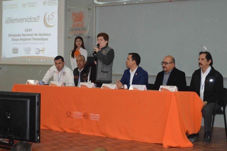 Foto 1 Concurso de Quimica