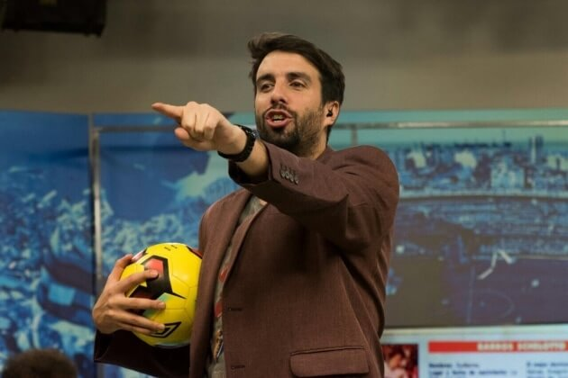 El futbol mexicano es una mie periodista argentino for Las ultimas noticias del espectaculo argentino