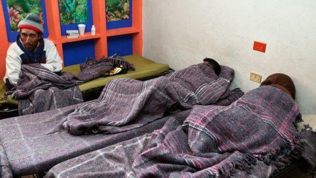 Preparan albergues en Tamaulipas ante llegada de un nuevo frente frío