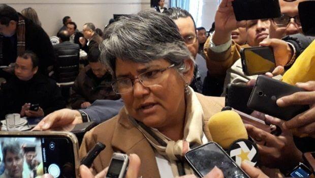 Hospitales de Tamaulipas al 95 en abasto de medicamentos: Gloria Molina