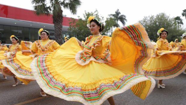 Conmemoran Gobierno de Tamaulipas y familias el 108 Aniversario del inicio de la Revolución Mexicana