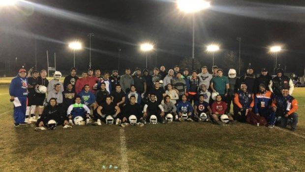 Tiene TAM-U19 práctica conjunta en Texas