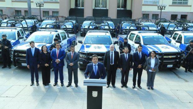 Continúan sin tregua, acciones para prevenir delitos: Gobernador