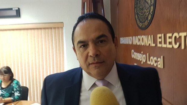 Presidente del INE Tamaulipas renuncia