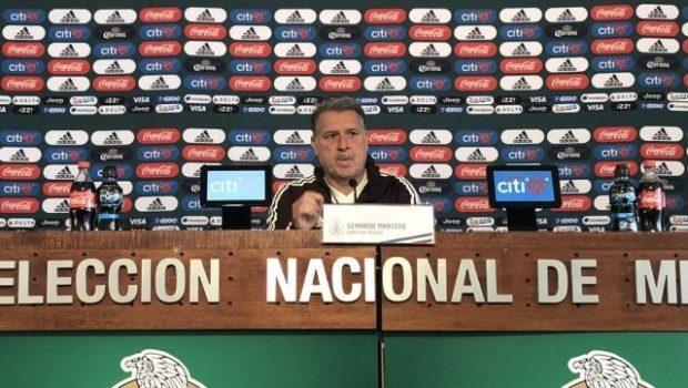 Así definió Tata Martino su primer trabajo en la Selección Mexicana