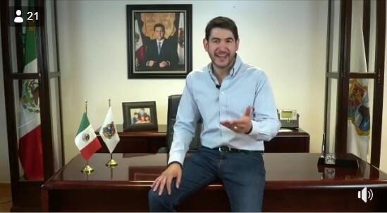Renuncia Héctor Escobar a la Secretaría de Educación