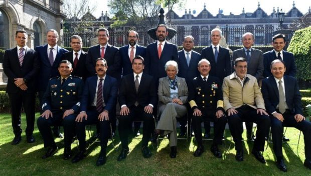 Gobernadores dan su respaldo a la Guardia Nacional