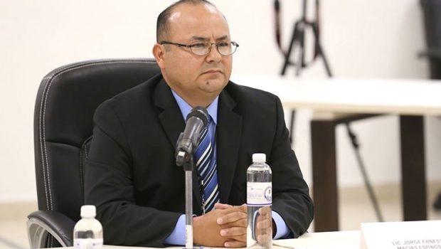 Designan a Jorge Ernesto Macías titular de la Comisión Estatal de Búsqueda de Personas