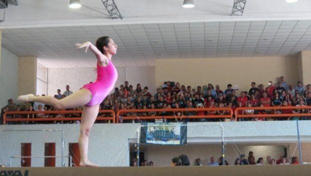 Atletas listos para estatal de Gimnasia Artística