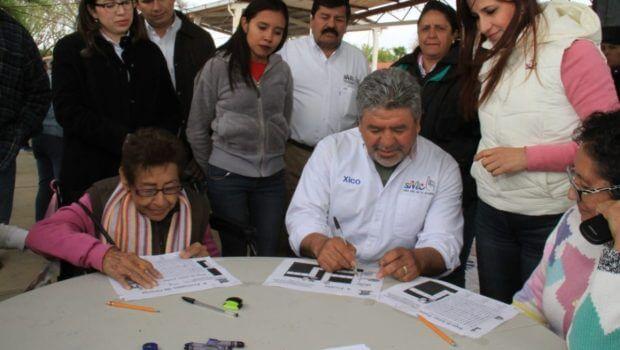Benefician a familias de Manuel Ávila Camacho con Feria Ejidal