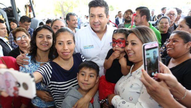 """Extenderán """"Unidos por Tamaulipas"""" a 13 municipios más, anuncia Gobernador"""