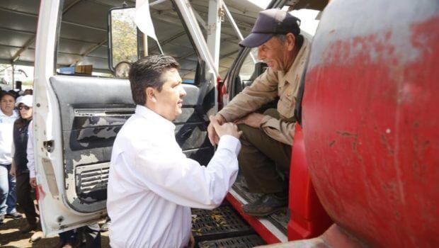 "Gobernador pone en marcha ""Unidos por Tamaulipas"" 22Mar19"