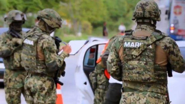 La Marina, Ejército y Policía Federal reforzarán presencia en Tamaulipas
