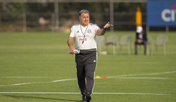 'Mi obligación es hacer respetar a la Selección Mexicana': Tata Martino