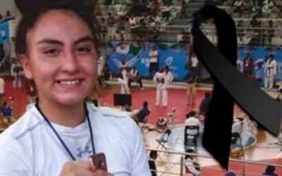 Fallece de cáncer la taekwondoín Melanie Martínez Macías
