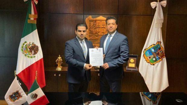 Nombra FGCV nuevo jefe de la Oficina del Gobernador