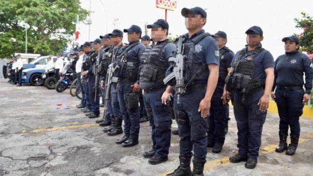 Tamaulipas cumple con estándares en corporaciones de seguridad