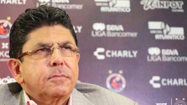 Fidel Kuri: 'Hago responsable a la FMF y Televisa de cualquier daño que sufra'