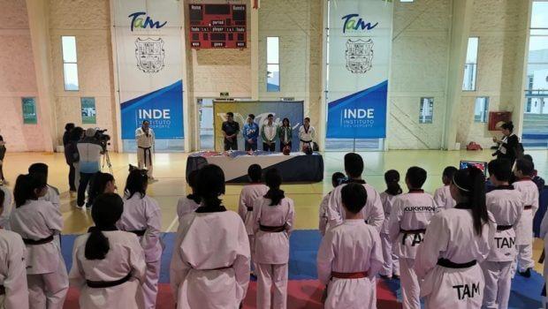 Recibe Taekwondo Tamaulipeco tecnología para competir