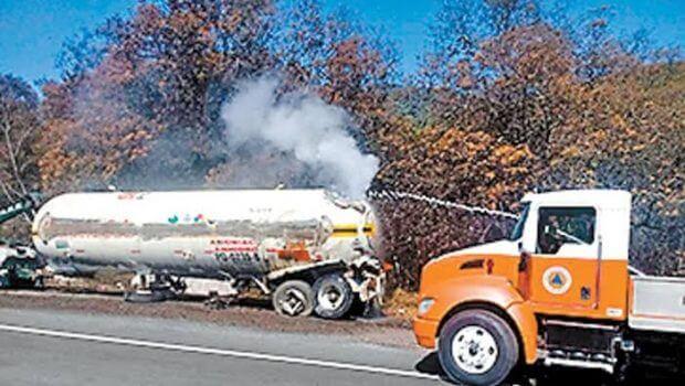 Van 9 muertos por envenenamiento con amoniaco