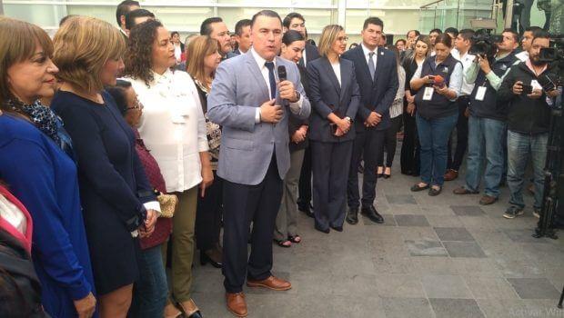 Congreso de Tamaulipas se suma y demanda acciones para frenar el trafico de armas