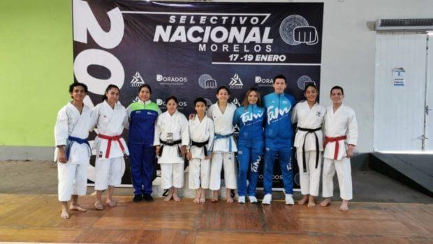 Destaca Tamaulipas en Nacional de Karate