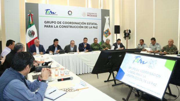 Gobierno Federal reconoce avances de Tamaulipas en materia de Seguridad